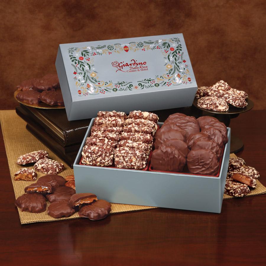 Holiday Gift Chocolates